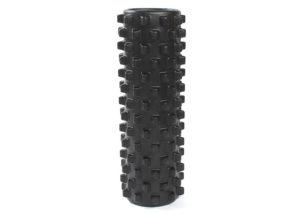 black hollow yoga roller