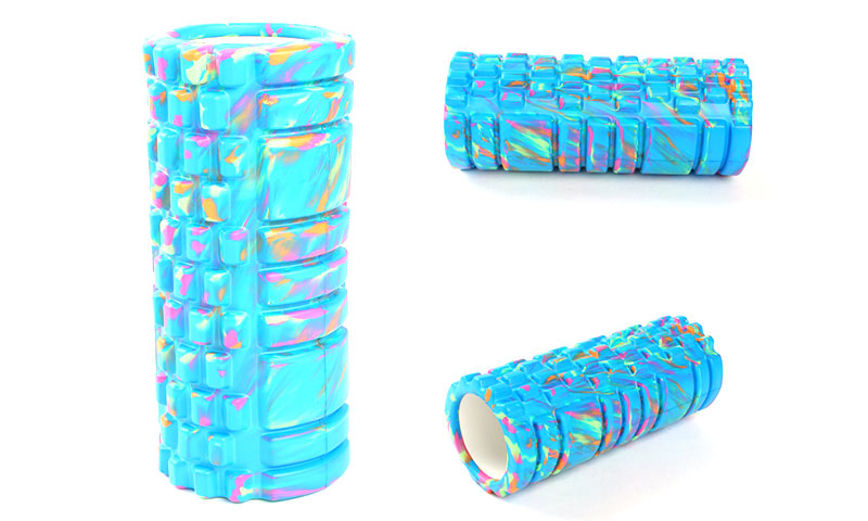 extra firm camouflage yoga roller