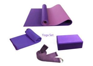 yoga product kit