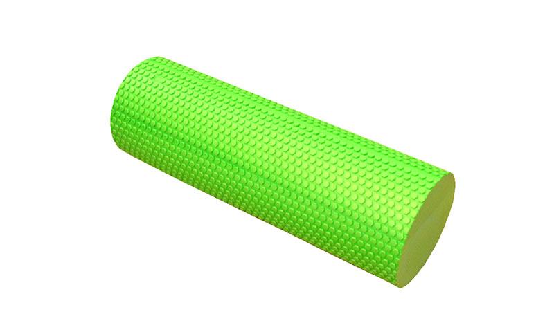 apple green solid yoga roller