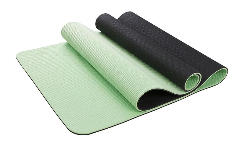 custom printed Pilates mat