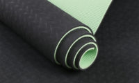 new arrival double layer yoga mat