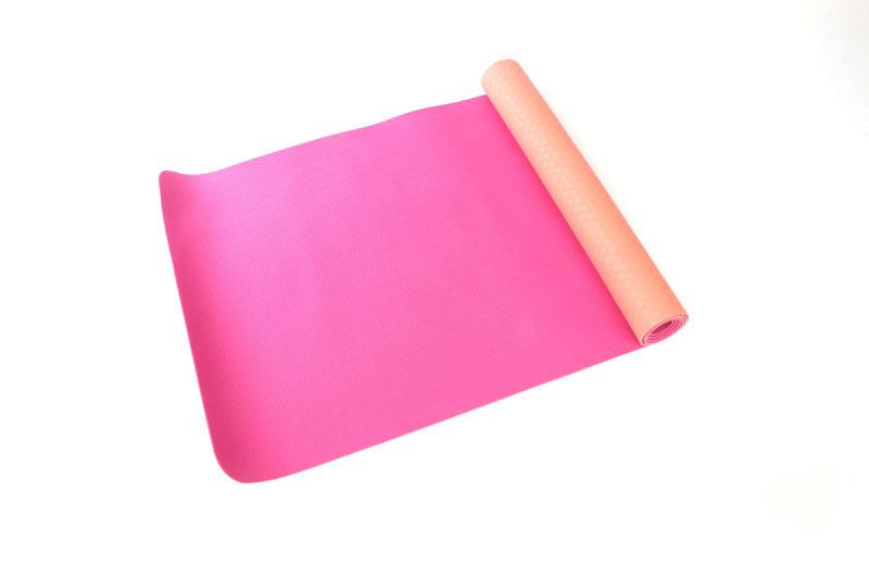 biodegradable TPE yoga mat