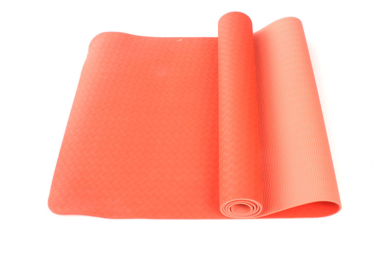 double layer yoga mat in China