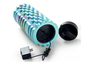 Electric foam roller