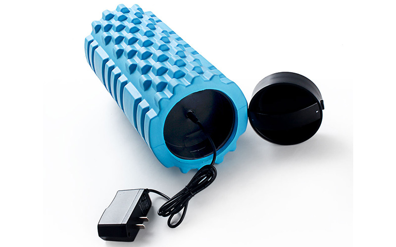 Electric yoga roller
