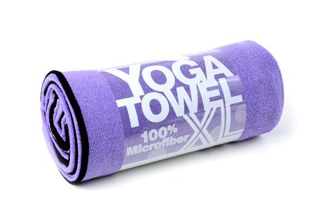 yoga towel packing