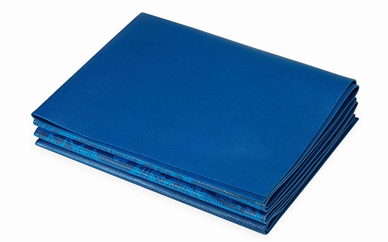 foldable yoga mat