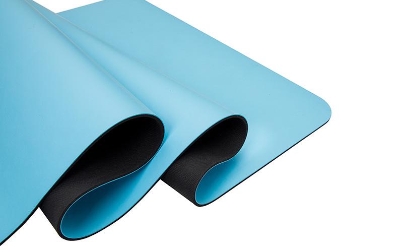 Blue Pu Yoga Mat 2 Buy Yoga Com