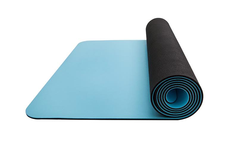 Blue Pu Yoga Mat 5 Buy Yoga Com