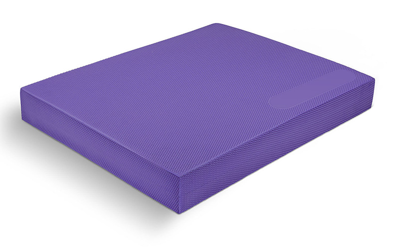 purple balance pad