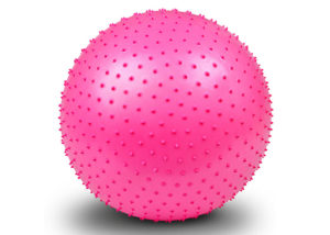 yoga ball exercise