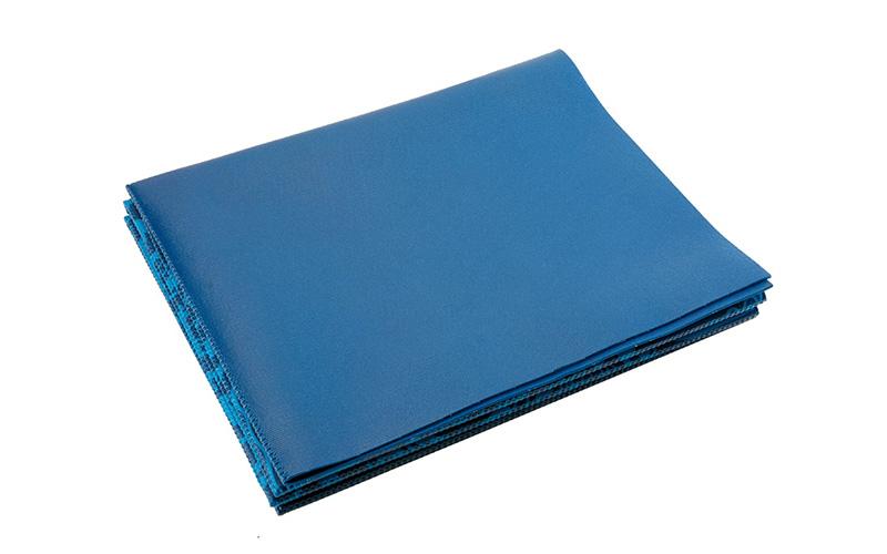 PVC Foldable Yoga Mat Eco-Friendly Custom Printing - buy-yoga.com
